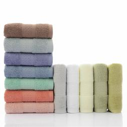 "Ultra Soft Pure Egyptian Cotton Bath Towels 28x55"" Large Hig"