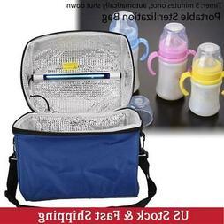 UV Disinfection Mom Bag for Towel Underwear Bottle Children'