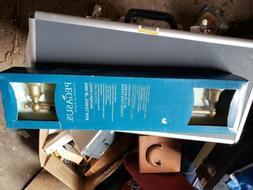 Pegasus Verdanza Brushed Antique Brass 18-Inch Towel Bar