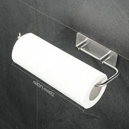 Wall Mount Horizontal Paper Towel Holder Kitchen Paper Towel